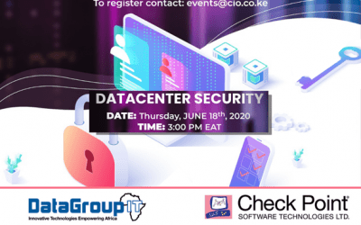 DataCenter Security Event