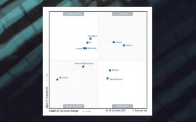 Imperva A Seven-Time Magic Quadrant Leader and Named Highest for Completeness of Vision for WAF