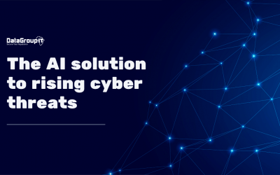The AI solution to rising cybersecurity threats