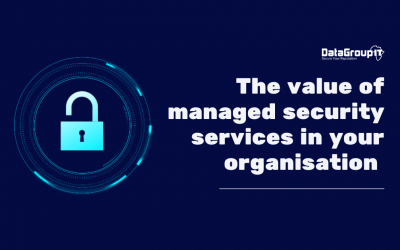 The value of managed security services in your organisation